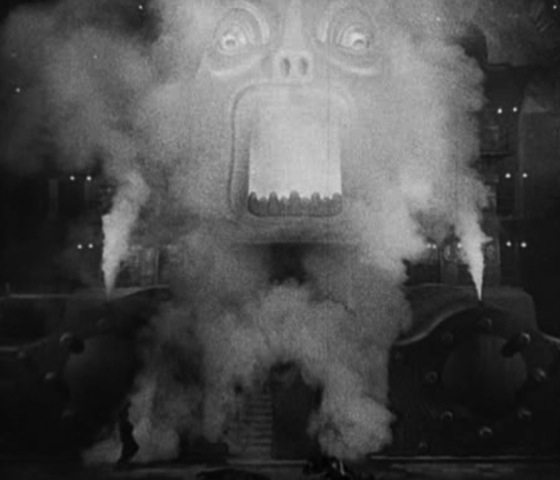 Metropolies (1928), directed by Fritz Lang
